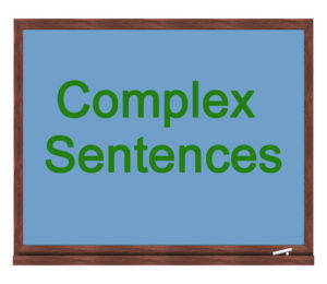 complete sentences icon