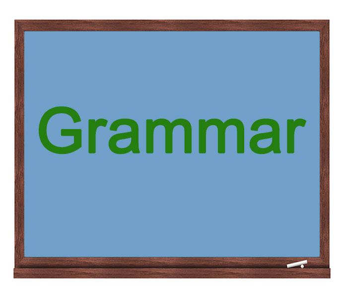 grammar icon