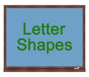 letter shapes icon