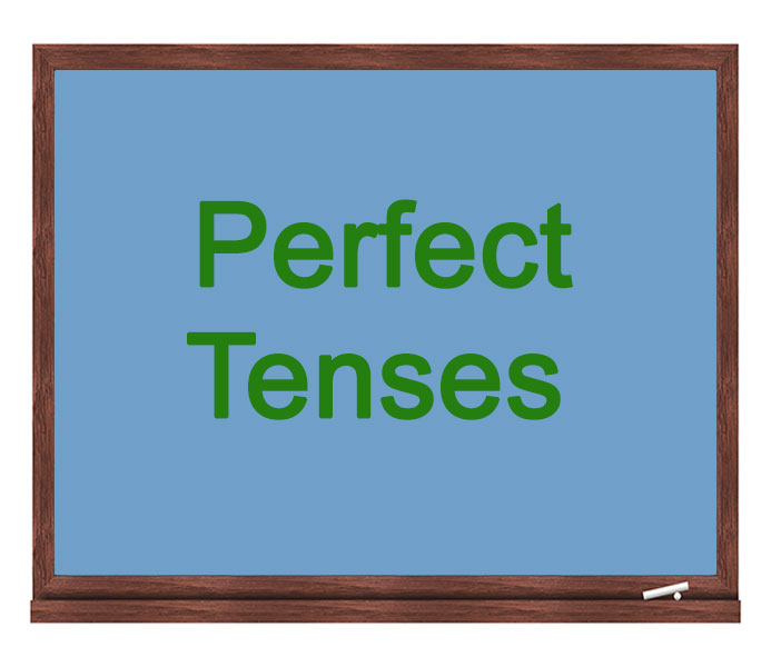 perfect tenses icon