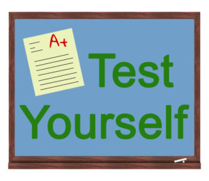 test yourself icon