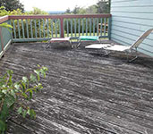 image of deck