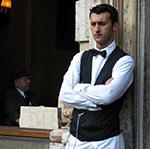 image of waiter