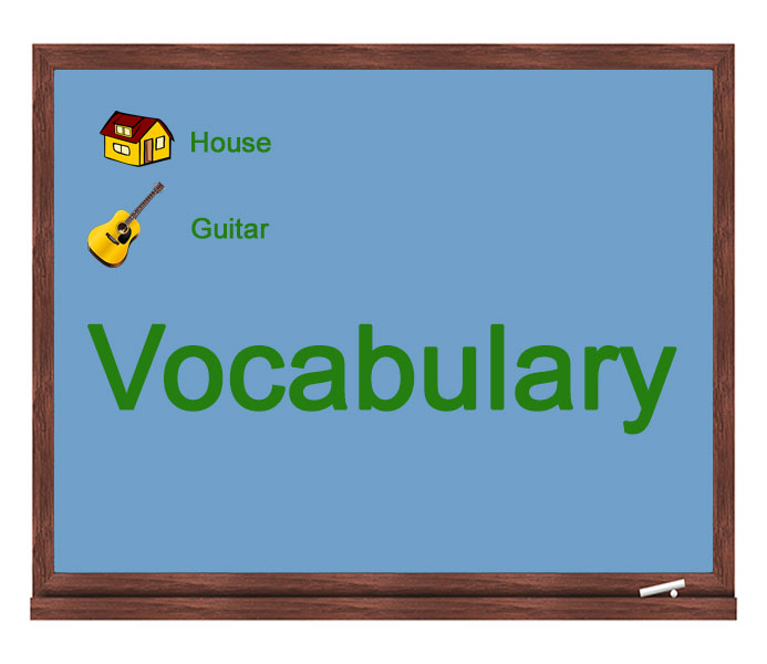 vocabulary icon