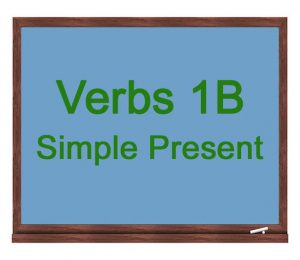 Verbs-1B-Simple-Present